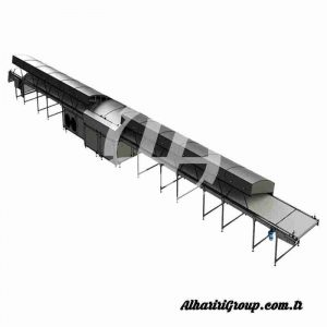 Chocolate Cooling Tunnel Equipment