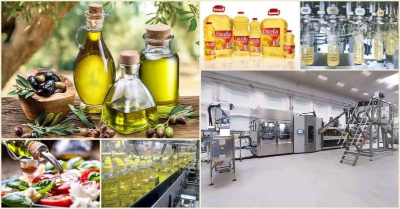 Olive Oil Filling Machines