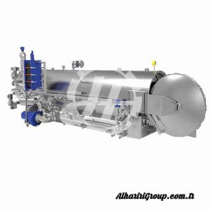 Autoclave Sterilization and Pasteurization Suitable Food Medical Pharmaceutical