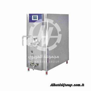 Continuous System Solid Ice Cream Machine