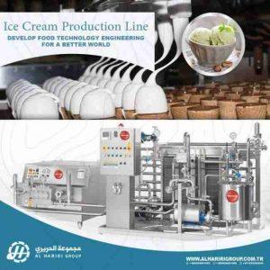 Ice Cream Making Filling Machines LionMak 2021 New Designs