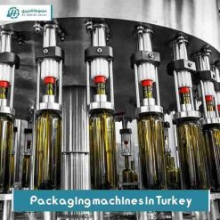 Fully Automatic Olive Oil Bottling Line LionMak Top Quality Since 1982