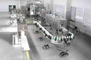 Types of Filling Machines in the FOOD and Beverage Industry 1