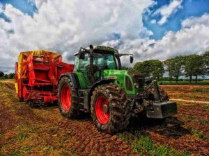 Agricultural Farm Tractors and Supply