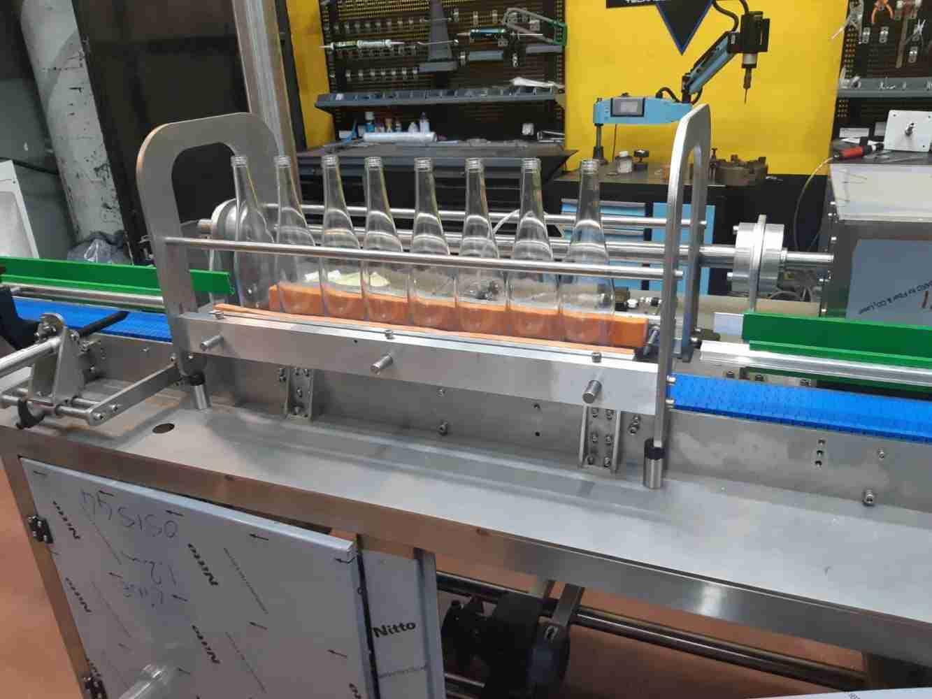 Bottle filling machine 2
