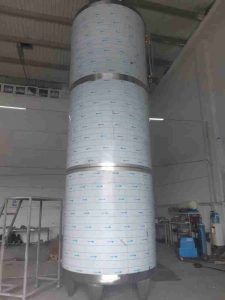 Stainless Steel Storage Tanks 100L to 20000L