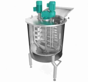 Stainless steel mixing tank with agitator  50L to 10000L