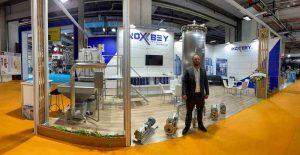 InoxBey Brand of Al Hariri Group Debuts at Ambalaj Packaging 2021 Trade Fair